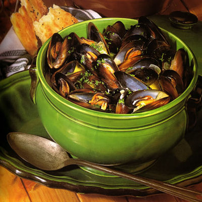 Local Mussels