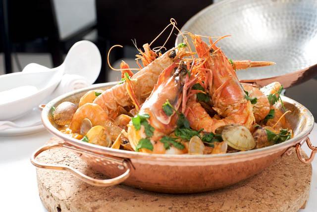Algarve traditional food