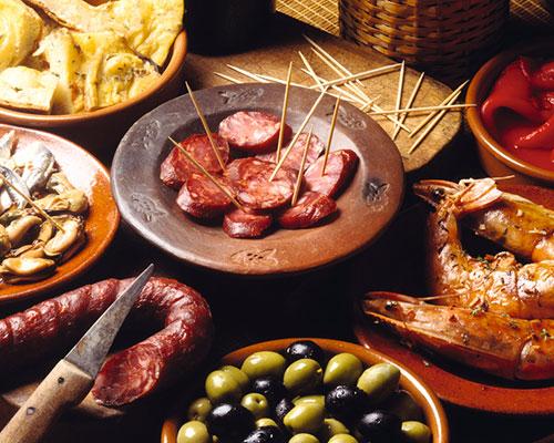 Tapas portuguesas